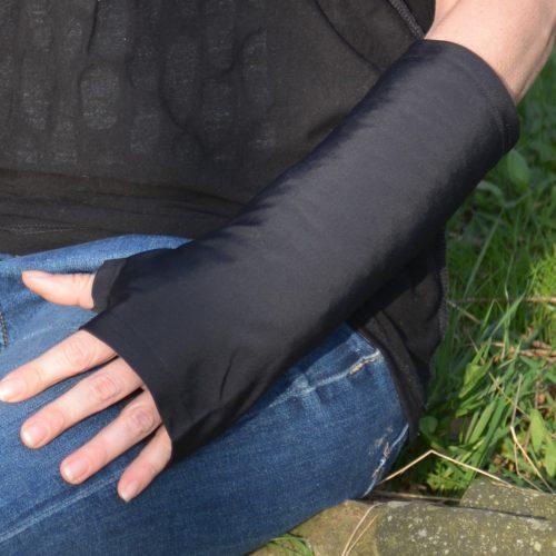black cast cover