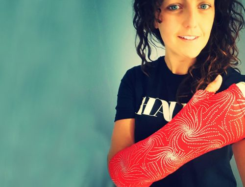 Jazz up your cast with our cool designer cast covers