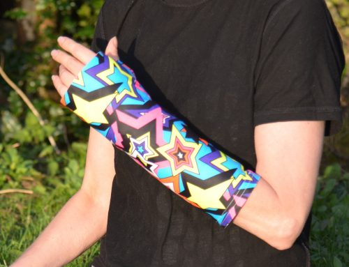 Vibrant 'Supersleeves' Provides Exciting Alternative To Dull NHS Casts