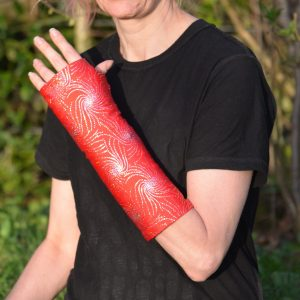 cast cover red