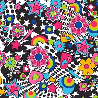 flower power cast cover for broken arm cast covers