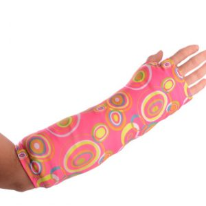 supersleeves pink loopy cast cover