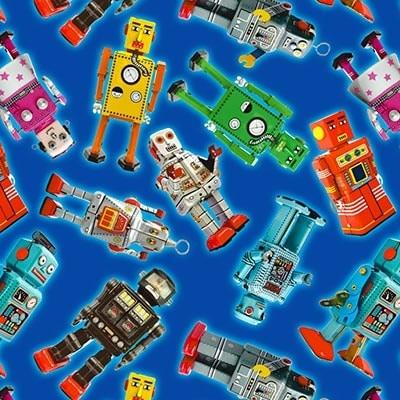 robots cast cover